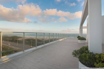 Penthouse with Terrace on Brava in Punta del Este