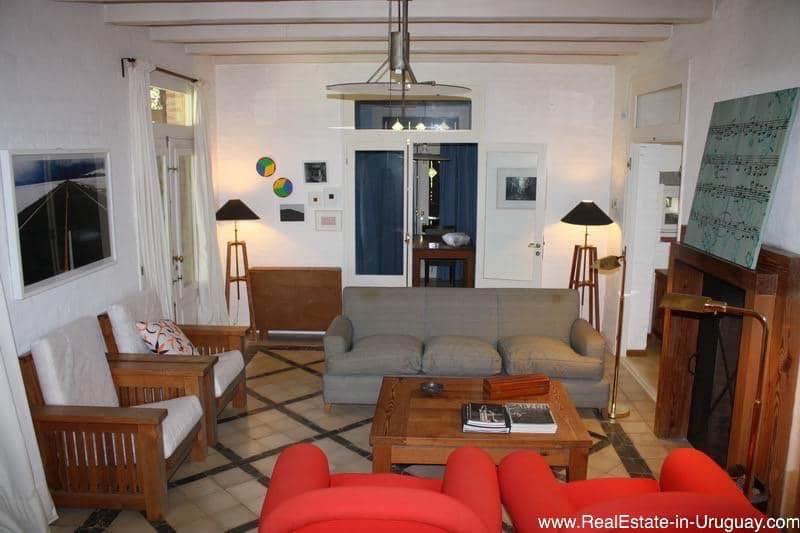 Renovated Home on large Plot in El Golf