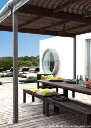 Modern Home with Garden and Pool by the Sea in Jose Ignacio