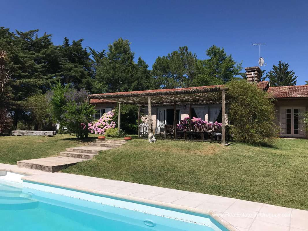 Charming Farm on 9 Hectares near Punta del Este