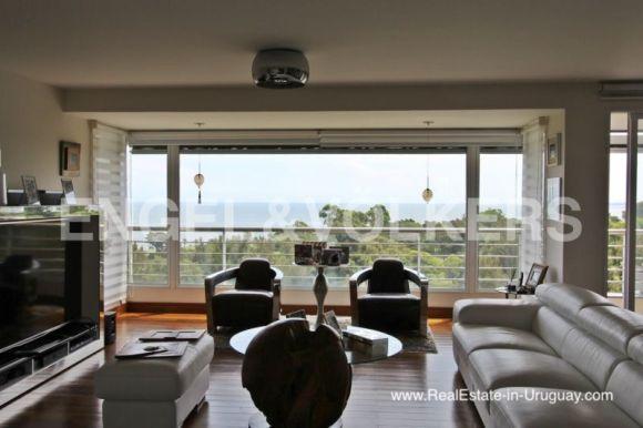 Modern Apartment in Montevideo Punta Carretas