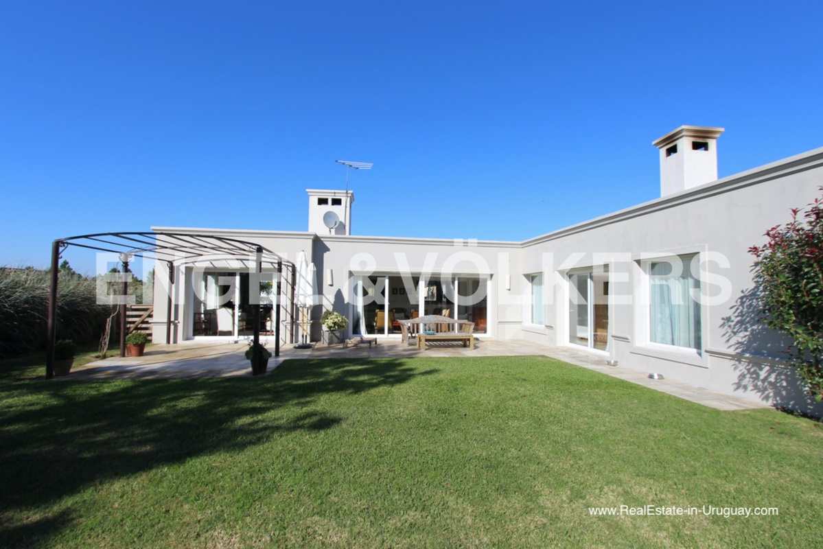 Home in Gated Community Carmel by Montevideo, Uruguay