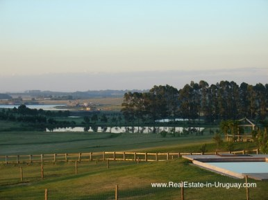 Abolengo-Amazing Country Style Ranch by Golf Course La Barra, Uruguay