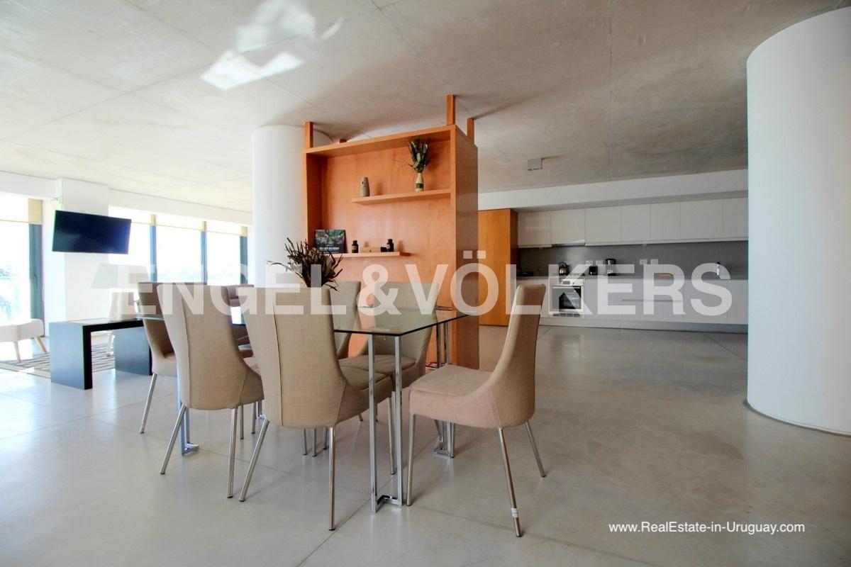 Designer Loft in Art Deco Building in Punta Gorda Montevideo, Uruguay