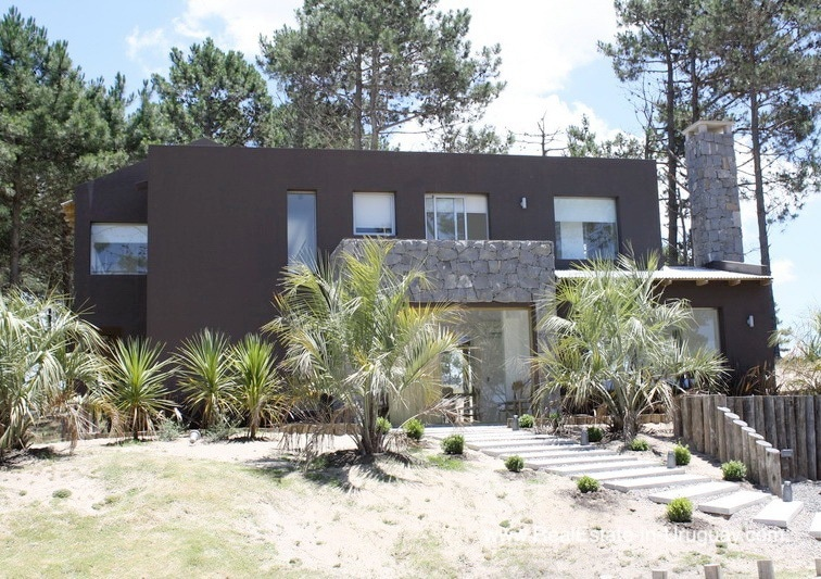 Home in Pinar del Faro Gated Community in Jose Ignacio, Uruguay