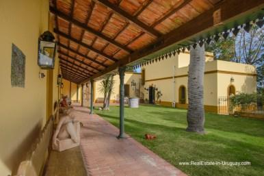 Historic Estancia by Jose Ignacio
