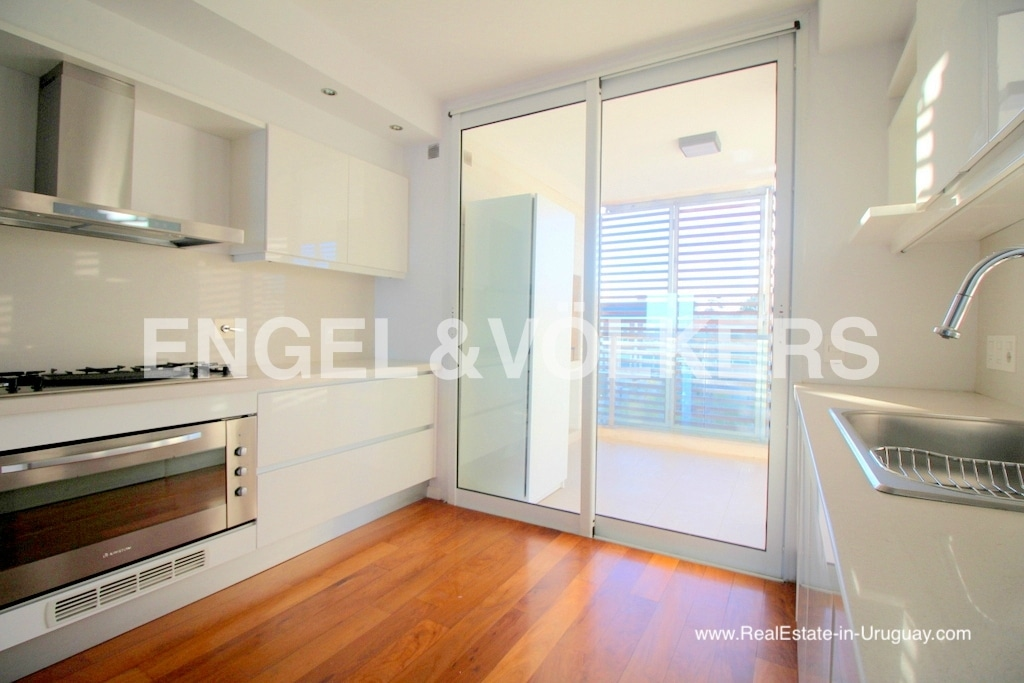 Spacious Apartment in Punta Gorda Montevideo