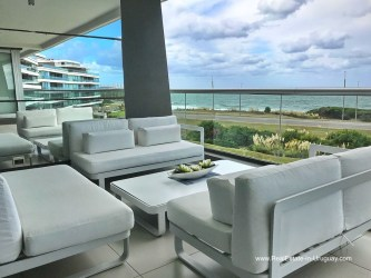 Modern Large Apartment on the Brava in Punta del Este