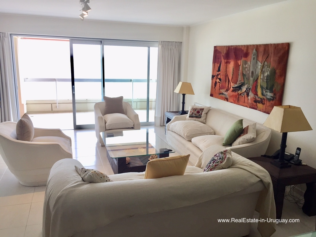 Apartment on the Peninsula in Punta del Este