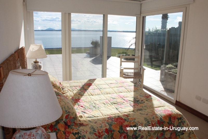 Guest Bedroom 2 of Ocean Frontline Home in Punta Ballena near Punta del Este
