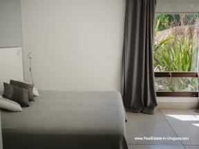 Bedroom of Property in La Morada near the Beach Town Manantiales