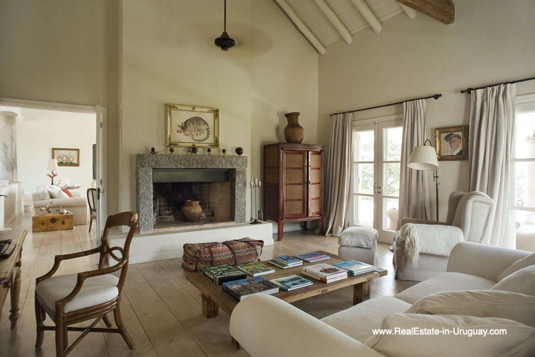 For Sale Country Style Ranch near the Golf Course of La Barra on 35 Hectares