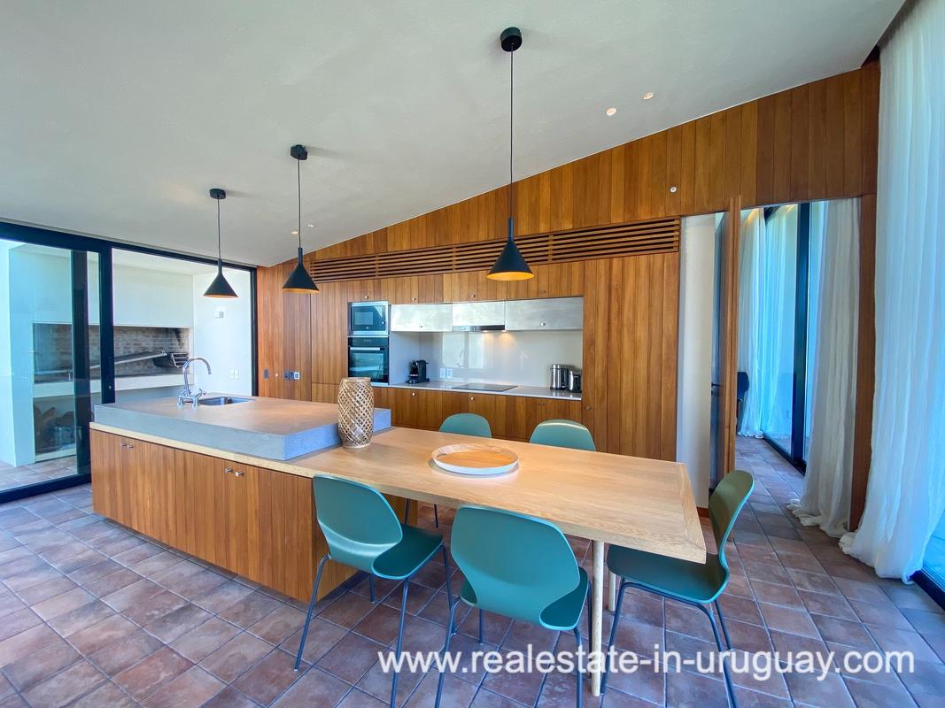 Kitchen of Las Carcavas