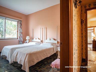 Bedroom 2 Large Property in the El Golf Area in Punta del Este
