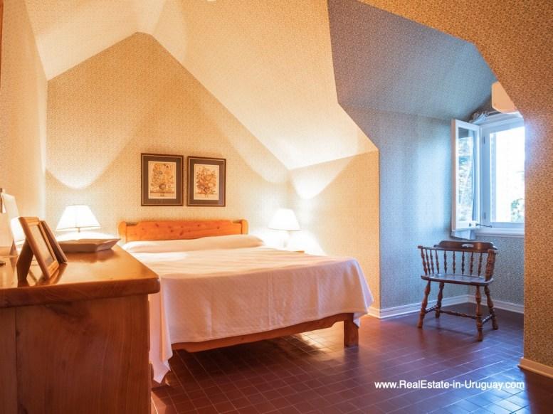 Master Bedroom Large Property in the El Golf Area in Punta del Este