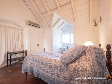 Bedroom 4 Magnificent House in El Golf in Punta del Este