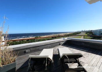 View of Penthouse with Ocean Views on Brava in Punta del Este