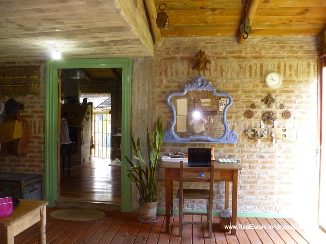 Desk of Farm House in the Pueblo Eden Area