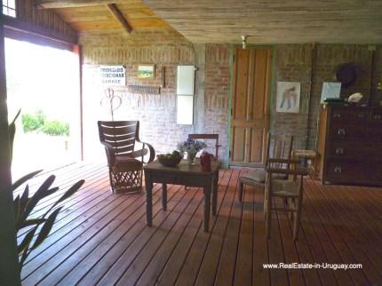 Garage of Farm House in the Pueblo Eden Area