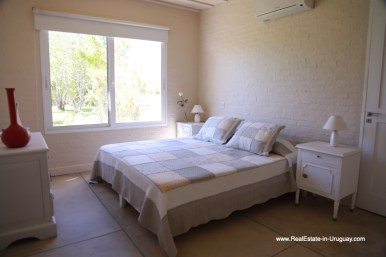 6500 Country House in Jose Ignacio with Lagoon Views - Guest House Bedroom2
