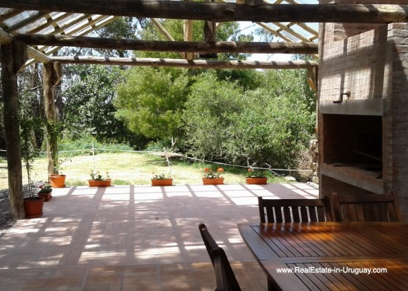 Historic Renovated BBQ of Farm House by Pueblo Eden