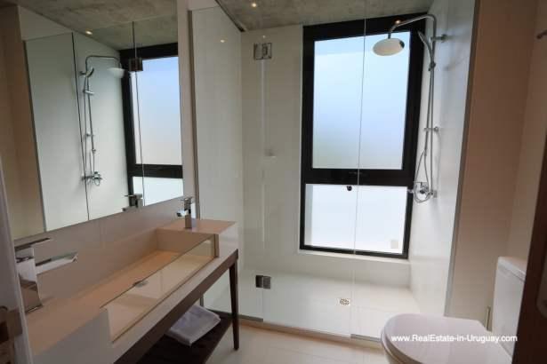 Master bathroom of New Apartment in BE House in Punta del Este