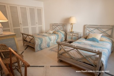 Guest-Bedroom of Home near the Beach in La Barra