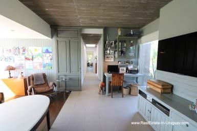 Study of Excellent Home in Pueblo Mio by the Golf Course La Barra