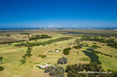Birdeye View of Exclusive Plot within Fasano near La Barra
