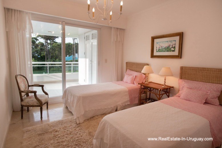 Guestroom of Spacious Apartment on the Brava in Punta del Este