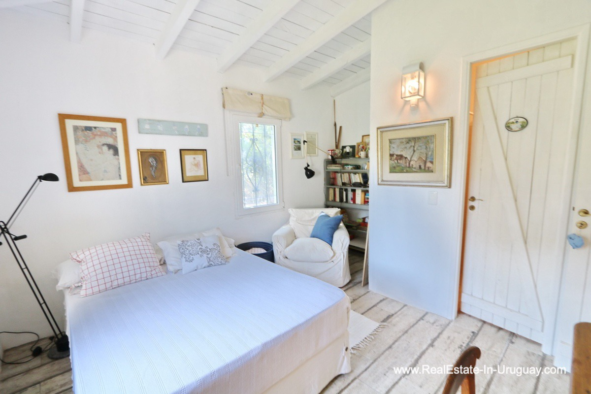 Master Suite of Cozy House in Rincon del Indio by Punta del Este