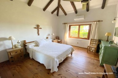 Room of Ranch on 8 Hectares in Jose Ignacio