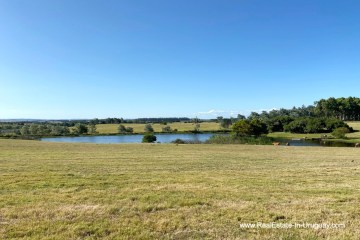 Pond of Ranch on 8 Hectares in Jose Ignacio