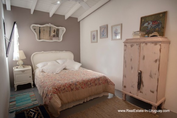 Guestroom of House on a Double Lot with Sea Views in Punta Ballena