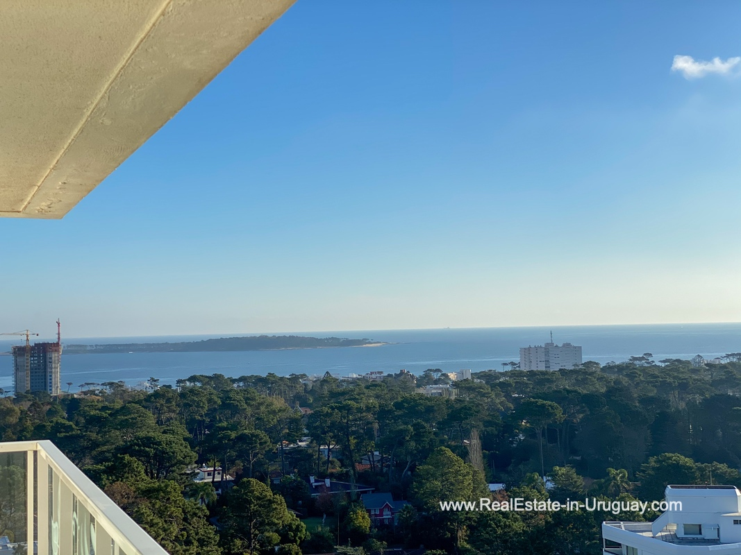 Views YOO Apartment on a High Floor with Ocean Views in Punta del Este