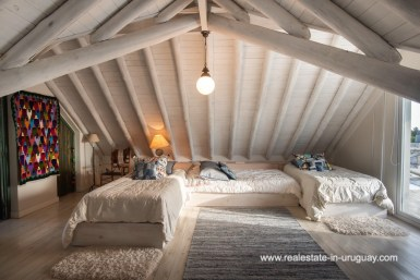 Bedroom of Country Home near Laguna del Sauce by Punta del Este