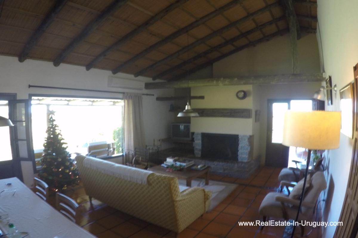 Living Room of Charming-Farm-between-Ruta-104-and-Santa-Monica-Entrance