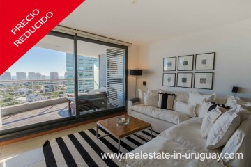 Penthouse in Central Location in Punta del Este near the Beach and all Amenities