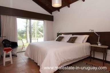 6497 Countryside Property between Jose Ignacio and Garzon - Bedroom3