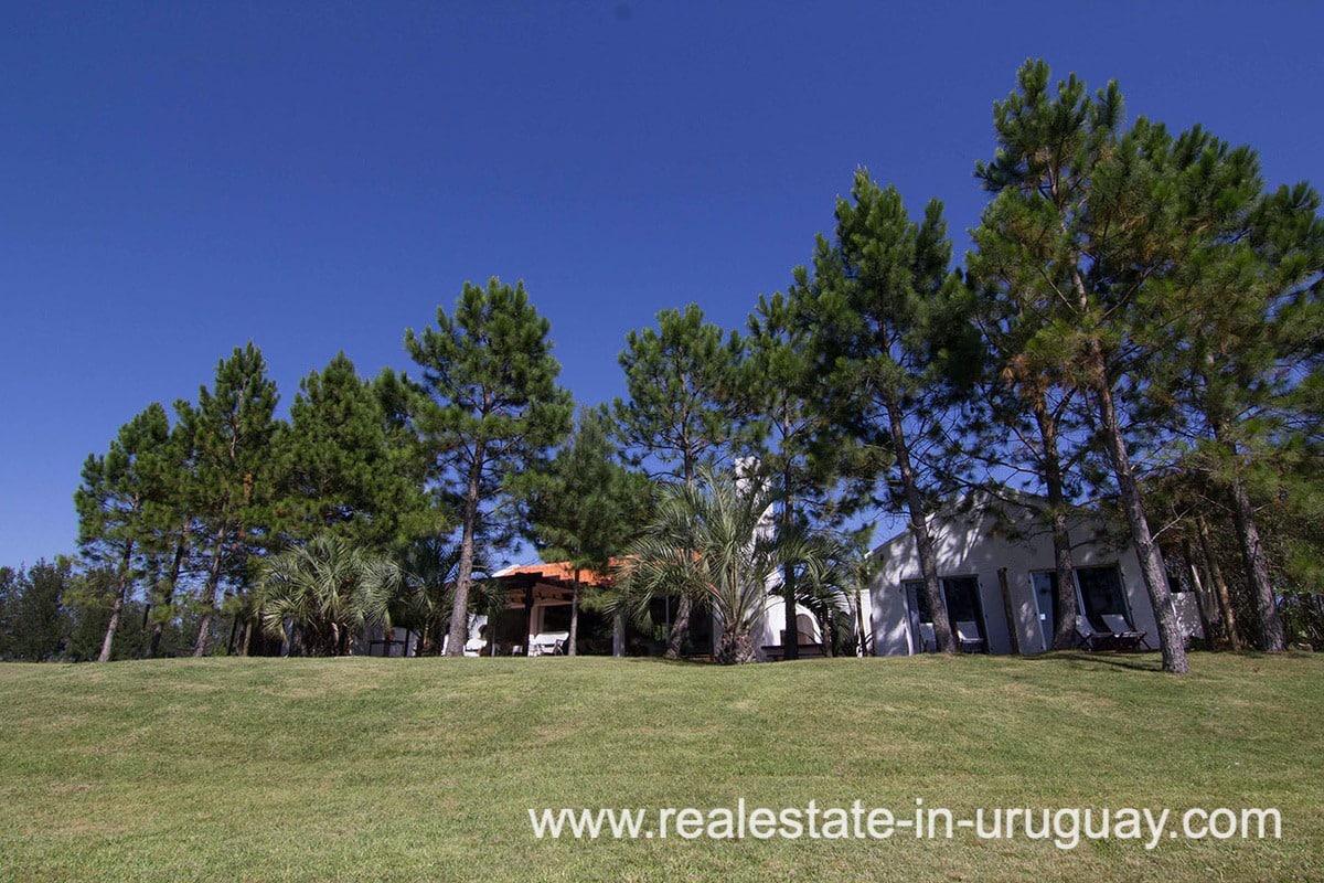 Outside of Countryside Property between Jose Ignacio and Garzon