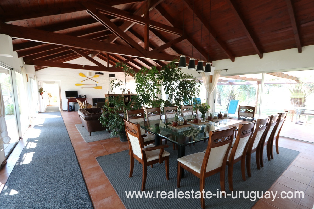 Living Countryside Property between Jose Ignacio and Garzon