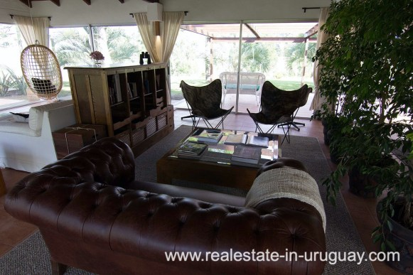 Countryside Property between Jose Ignacio and Garzon
