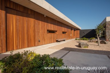Entrance 2 of Modern and Style combined with Country Views in Pueblo Mio by Manantiales