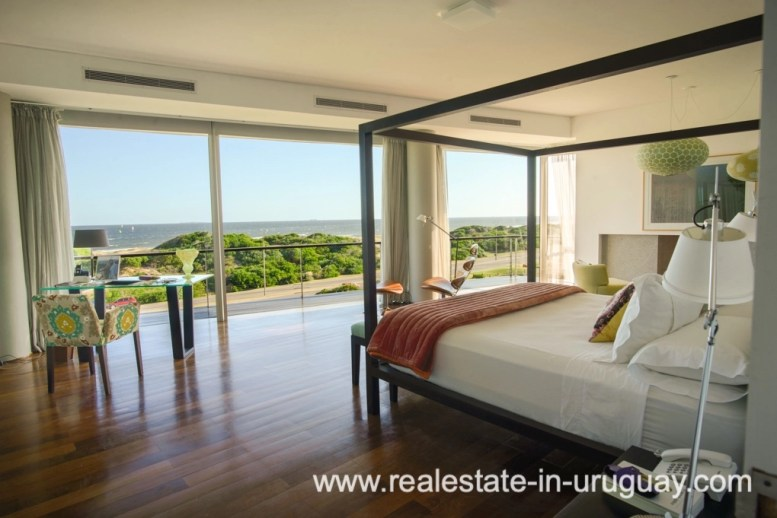 Spectacular Apartment on the Brava Beach in Punta del Este Uruguay