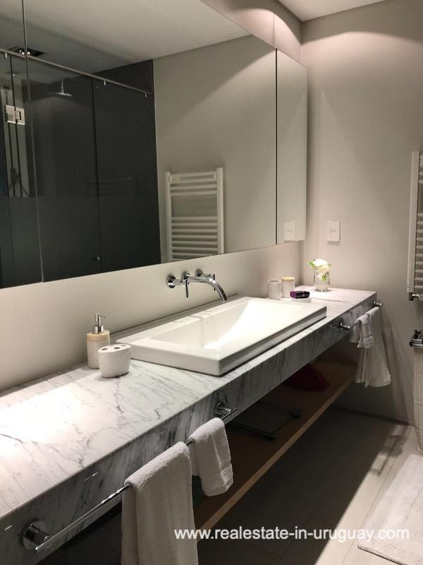 Bathroom of Home on the Mansa in Punta del Este
