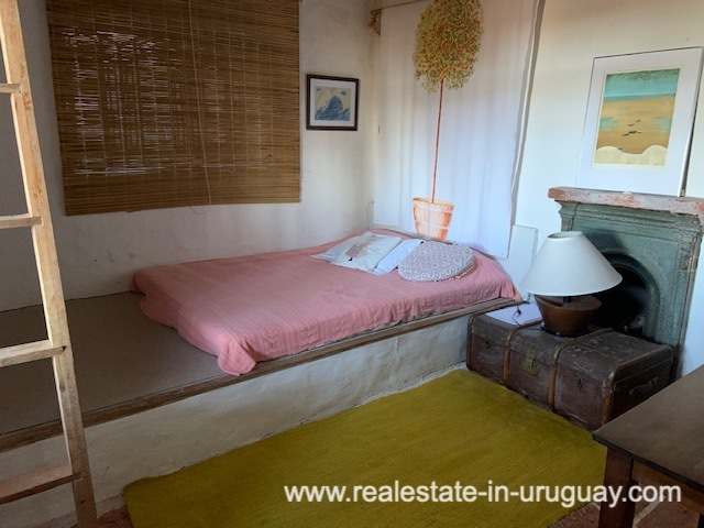 Guest Bedroom of Finca off Camino Medellin near Santa Monica and Jose Ignacio