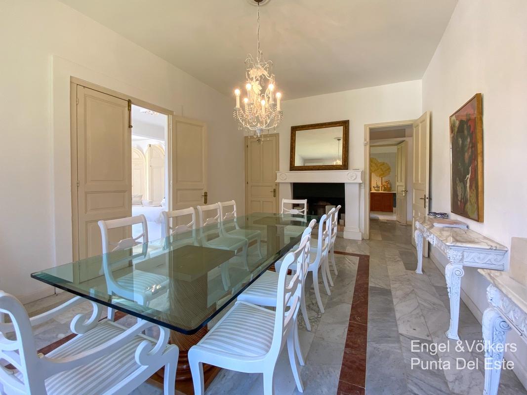 Dining Area of Villa in EL Golf Punta del Este