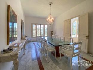 4925 Italian Villa in EL Golf Punta del Este - Dining room