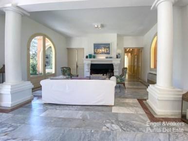 Living of Villa in EL Golf Punta del Este