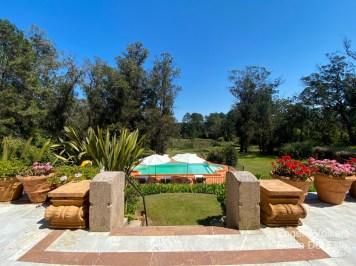 4925 Italian Villa in EL Golf Punta del Este - Terraca and pool